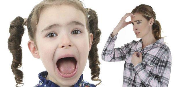 Padres de niños hiperactivos