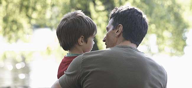 Cuidado con las palabras que dices a tu hijo