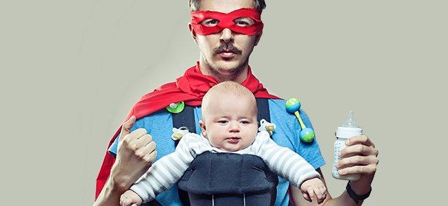 Los superpoderes de los papás