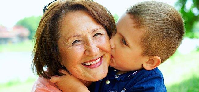 Quiénes son los abuelos para los nietos