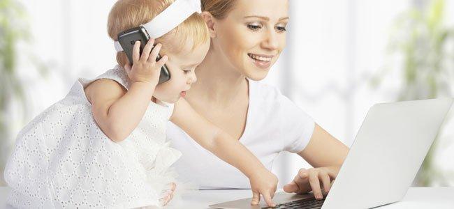 El Reto De Ser Mujer Madre Y Trabajadora