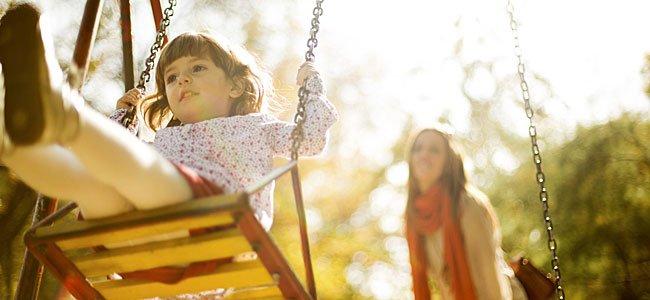 Actividades saludables para los niños