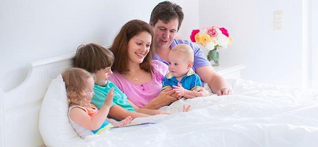 Las rutinas en la vida familiar