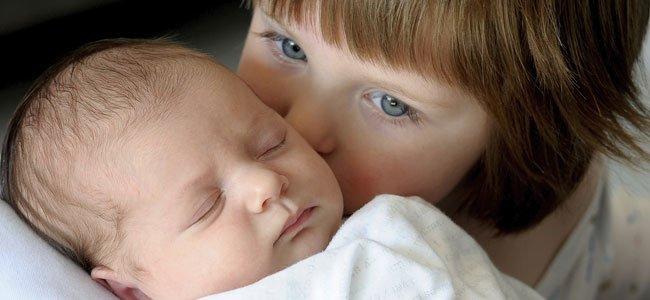 Recomendaciones para la llegada de un segundo bebé