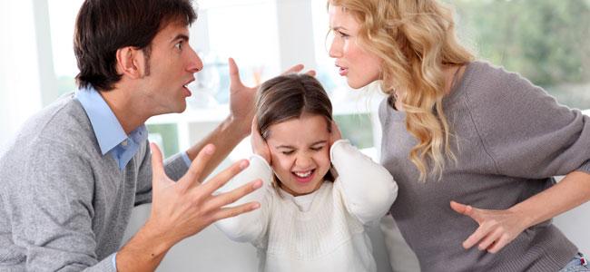 Qué pasa cuando se utiliza a los hijos como moneda de cambio en un divorcio