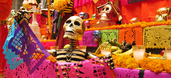 Cómo Explicar La Tradición Del Día De Muertos A Los Niños