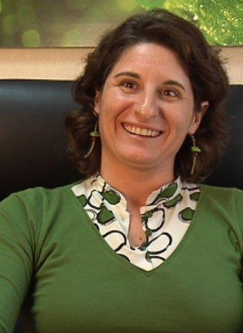 Mónica Poblador, psicóloga