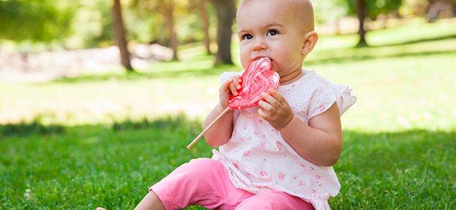 Alimentos desaconsejados para el bebé menor de 2 años