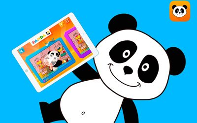 Descubre la app de canal Panda