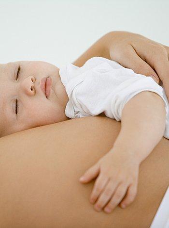 Molestias de la embarazada en el tercer trimestre