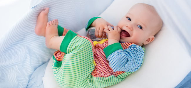 infusiones peligrosas para los bebés