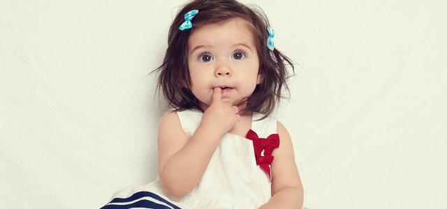 Consejos para que el niño no se chupe el dedo