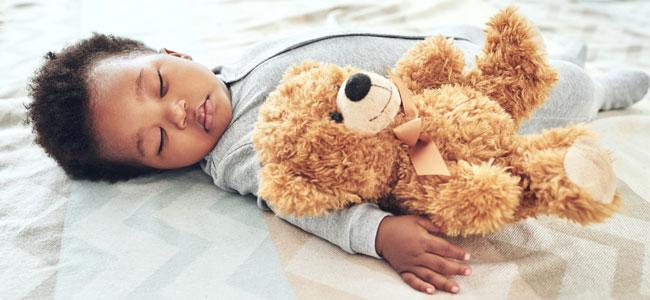 El método Ferber para dormir al bebé