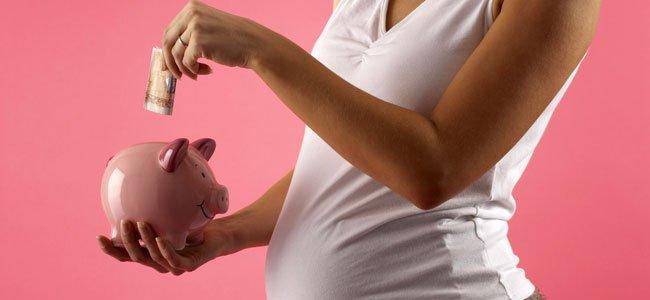 Gastos con el bebé que va a nacer