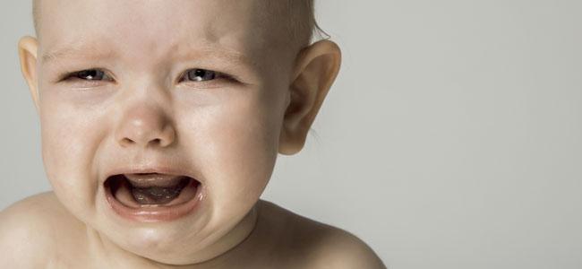 Los bebés también sufren estrés