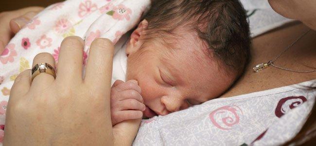 Bebé gran prematuro