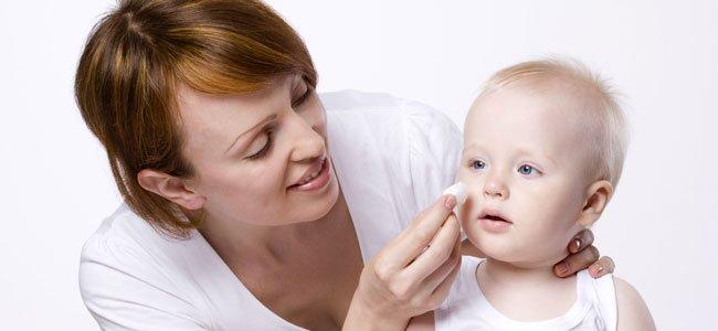 Cuidar la piel del bebé