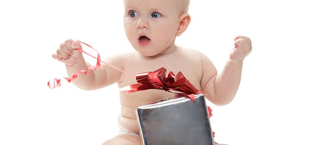 Cómo estimular los sentidos de los bebés
