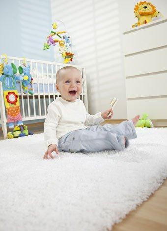 Las alfombras en las habitaciones de beb s y ni os for Alfombras cuarto bebe