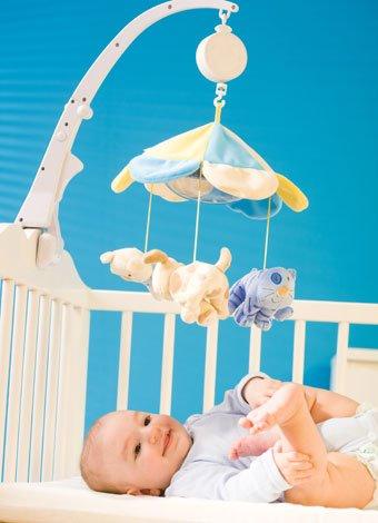 Cómo aprenden los bebés