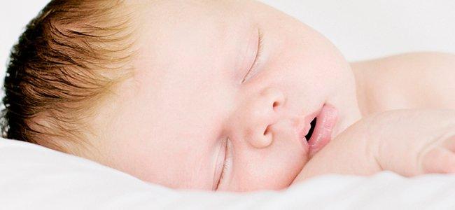 Los hábitos de sueño del bebé