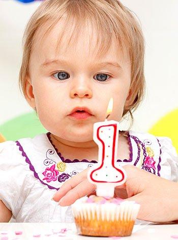 La fiesta del primer cumplea os de los beb s - Cumpleanos de bebes ...