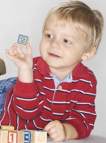 Numerología para bebés. Número 2