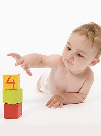 Numerología del nombre del bebé. Número 4