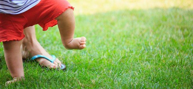 Hitos del desarrollo del bebé