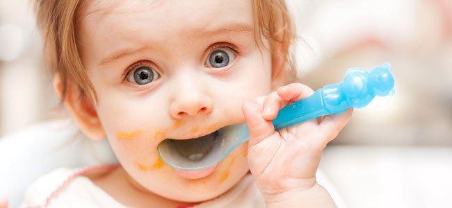 Bebé come puré