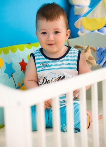 Cambio del beb de la cuna a la cama - Camas para ninos de dos anos ...