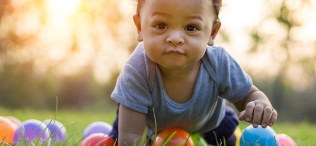 Estimulación temprana para los bebés