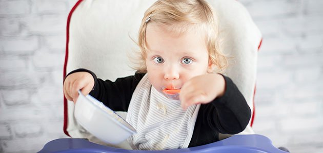Alimentaci n para beb s de 12 a 24 meses - Cuantas comidas hace un bebe de 8 meses ...