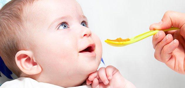 Alimentaci n para beb s de 9 a 12 meses - Papillas para bebes de 6 meses ...