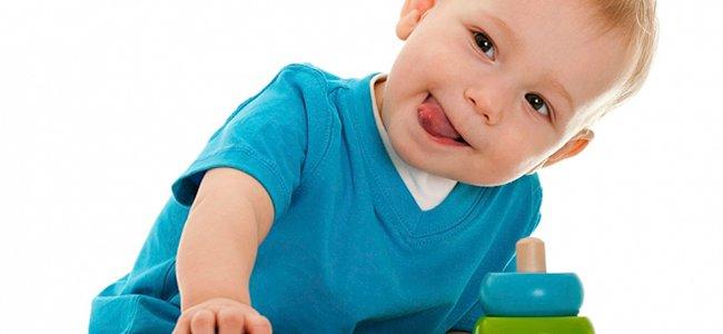 Capacidades de un bebé de dieciocho meses de edad