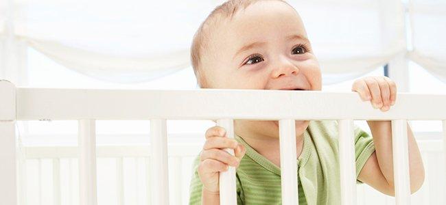 Cuándo pasar al bebé a la cama