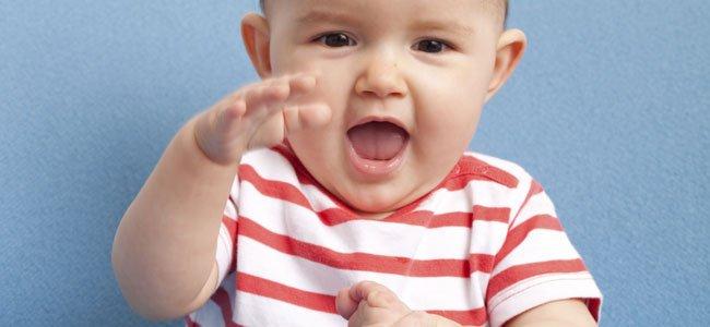 El conocimiento de uno mismo en los bebés