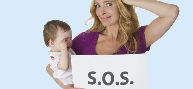 Cuando el bebé te desquicia