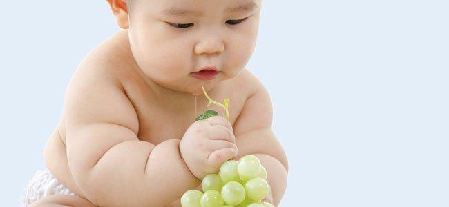 Obesidad en bebés