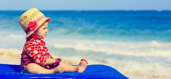 e3e1268529ad Bebés en la playa