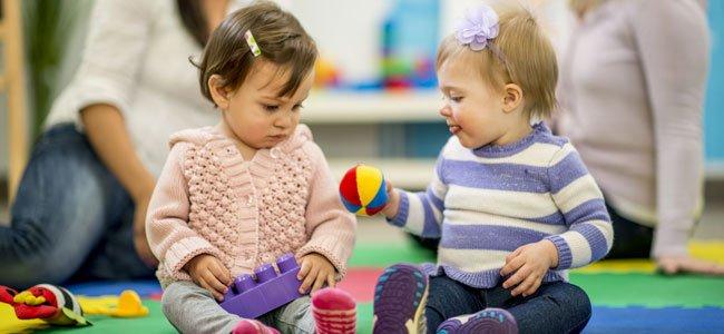 Juegos para bebés de 0 a 2 años
