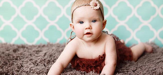 Curiosidades de los bebés nacidos en Marzo
