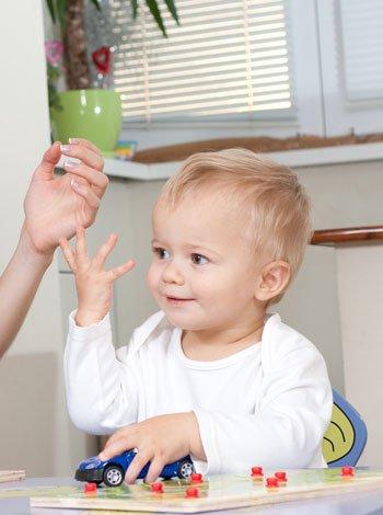 El bilingüismo en el cerebro del bebé