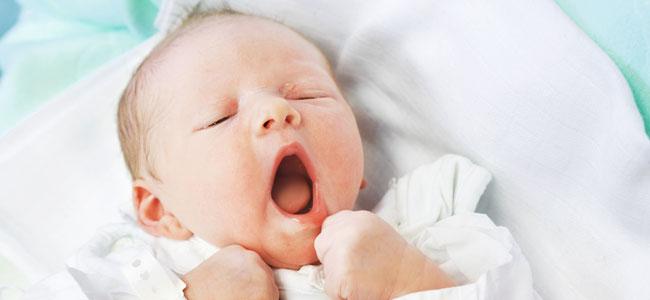 Reflejos básicos del bebé