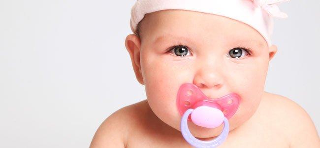 El chupete del bebé