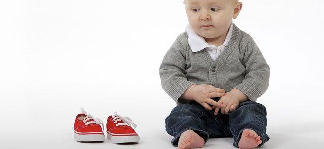 Calzado ideal para el bebé