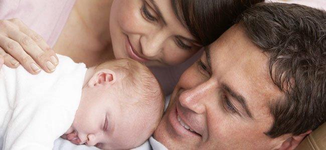 Lo que cambia con la maternidad
