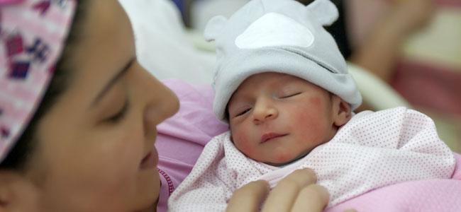 6672d2c60 Suerte para los bebés que nacen en un día capicúa