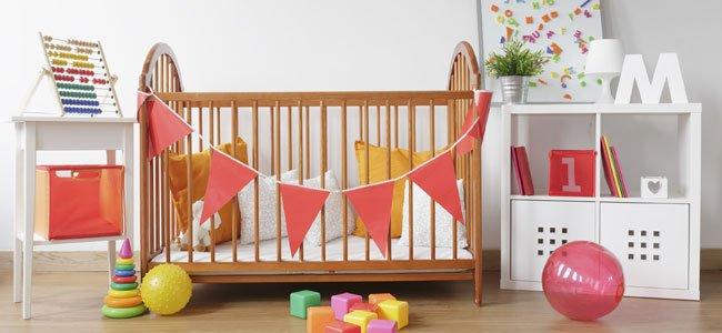 la primera habitacin del beb