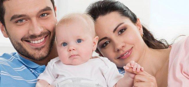 A quién se parecerá el bebé cuando nazca